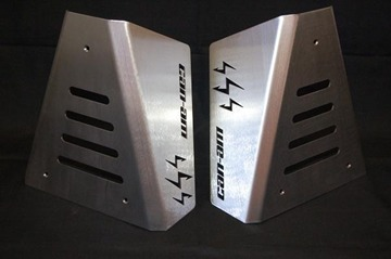 Picture of A Arm Guards Front