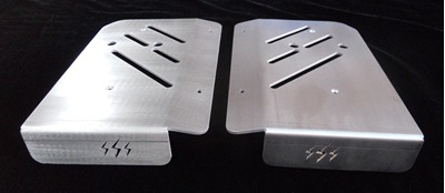 Picture of SIDE SKID PLATES