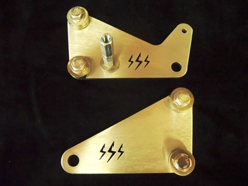 Picture of ENGINE MOUNTING BRACKETS