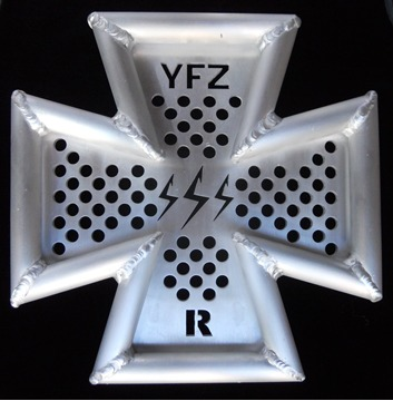 Picture of IRON CROSS BUMPER