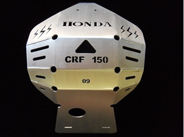 Picture of BASH PLATE CRF 150