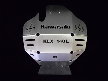 Picture of Bash Plate - KLX 140