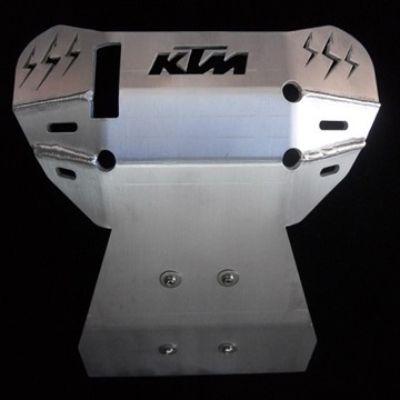 Picture of BASH PLATE - KTM 125 EXC 2014