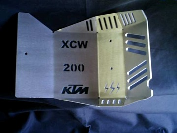 Picture of Bash Plate KTM 200 XCW