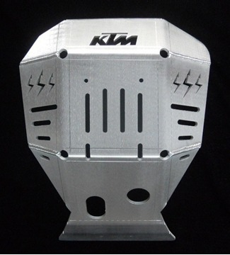 Picture of BASH PLATE KTM 450
