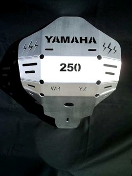 Picture of Bash Plate YZ OR WR 250