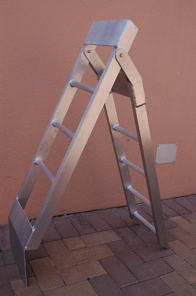 Sss Racing Ramps Heavy Duty Fold Up Ladder Type