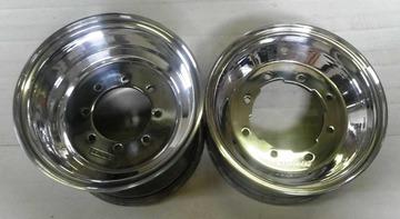 Picture of Standard aluminium rims for quads