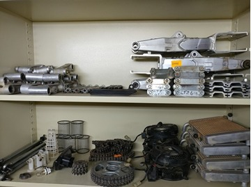 Picture of 2nd HAND PARTS