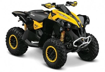 Picture of Arrowhead Starter - Can Am Renegade