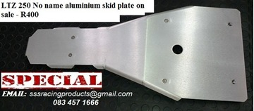 Picture of LTZ 250 SKID PLATE/BELLY PLATE