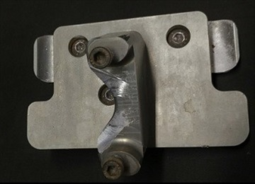Picture of LTR 450 ELKA STEERING STEM BRACKET