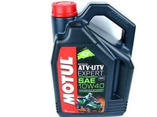 MOTUL ATV-UTV EXPERT SAE 10W40 TECHNOSYNTHESE
