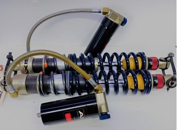 Picture of Axis Racing shocks for quads