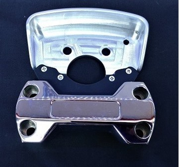 Picture of BAR CLAMPS & VAPOR BRACKET