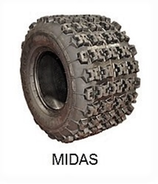 Picture of Forerunner Midas 25x12-12