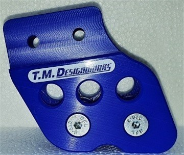 Picture of ATV DUAL ROLLER CHAIN GUIDE