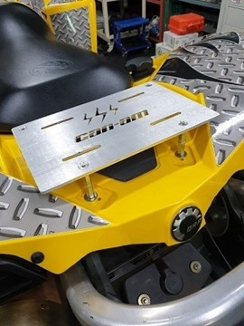 Picture of Tool Bag Carrier Plate
