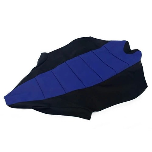 Picture of RaceCraft Gripper seat cover Black & Blue