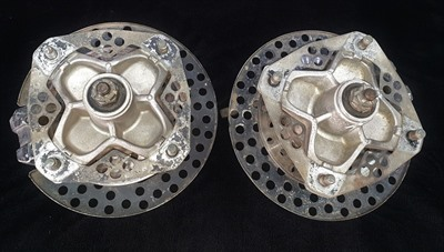 Picture of Banshee Front Hubs