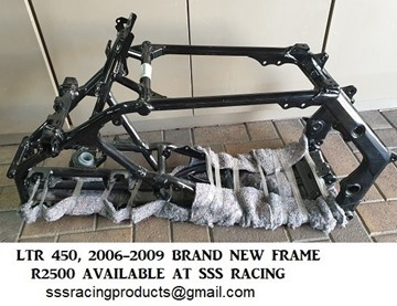 Picture of LTR 450 - FRAME