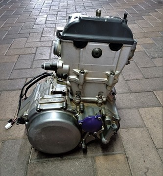 Picture of LTZ 400 - Engine